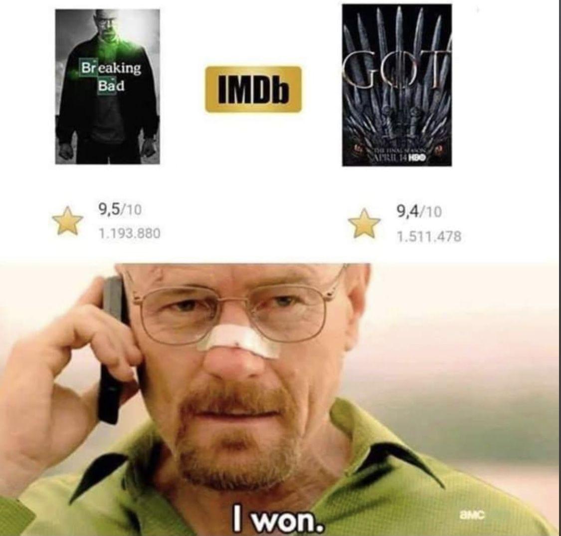 Via Reddit Breaking bad, Best funny pictures, Ironic memes