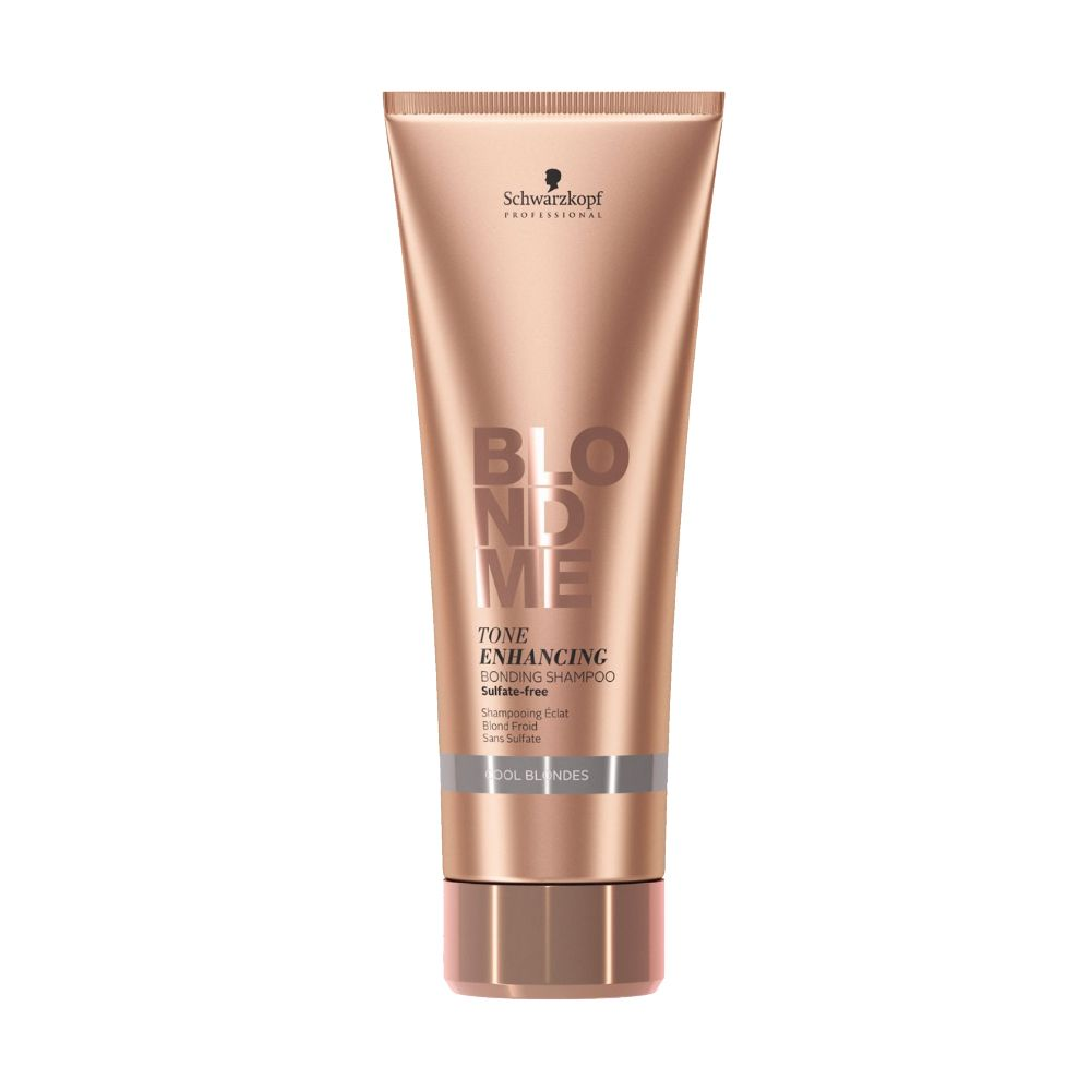 schwarzkopf professional blondme tone enhancing bonding