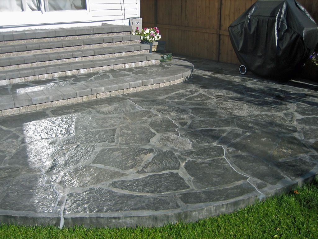Stone Patio Ideas  Everybody Wants To Change Their Home A Little From Time  To Time. And I Think That It Is A Good Idea To Start From The Outdoor  Living ...