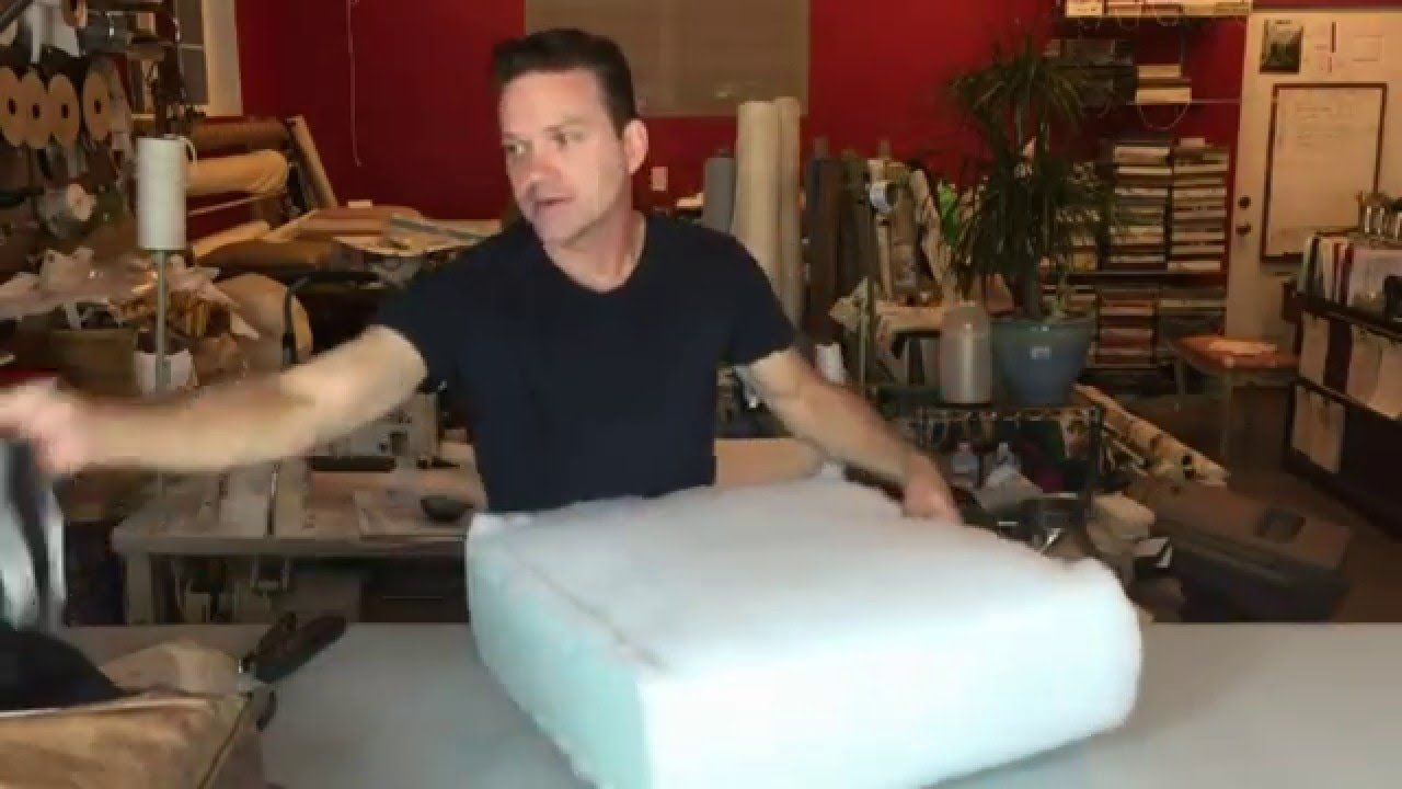 Diy Couch Cushion Inserts