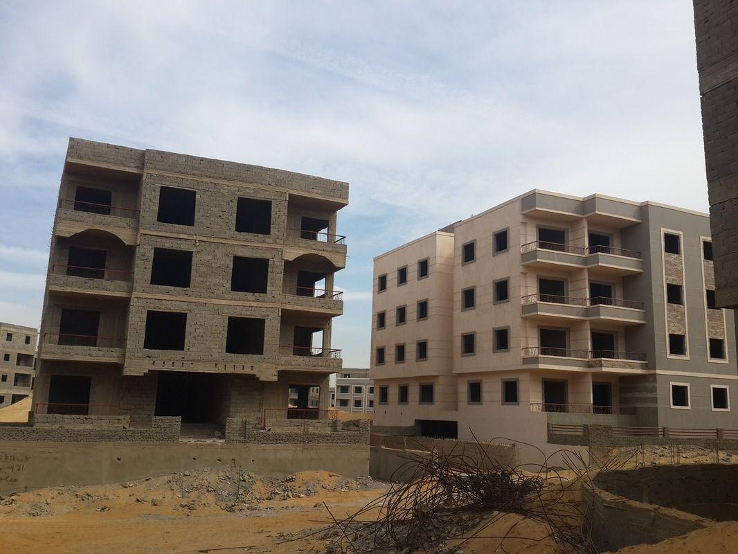 شقق للبيع فى القاهرة الجديدة بالتقسيط على 6 سنوات بمقدم 20 امتلك دور ارضى حديقة خاصة فى سيفوار هايتس Cairo Real Estate Building