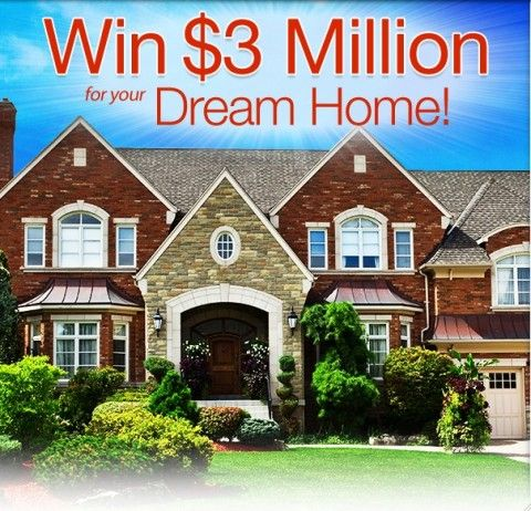 Win 3 Million For Your Dream Home From Pch