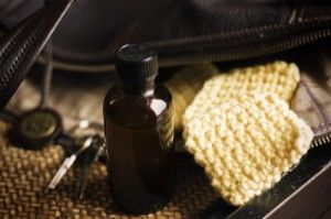 This Is A Secret Carry Along Freshener Deodorizer Homemade