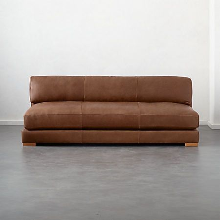 Piazza Leather Sofa in 2019 | Leather sofa, Cognac leather ... on Cognac Leather Headboard  id=12159