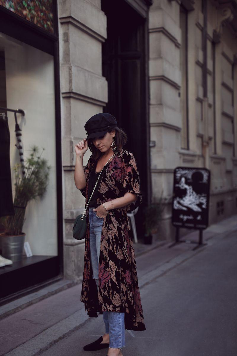 La Robe De Chambre Le Petit Monde De Julie Blog Mode Blog Mode Tendance Mode Mode Tendance