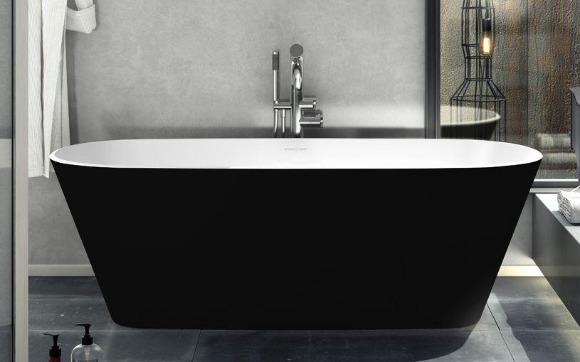 vetralla 2 | large modern freestanding tub | victoria + albert usa