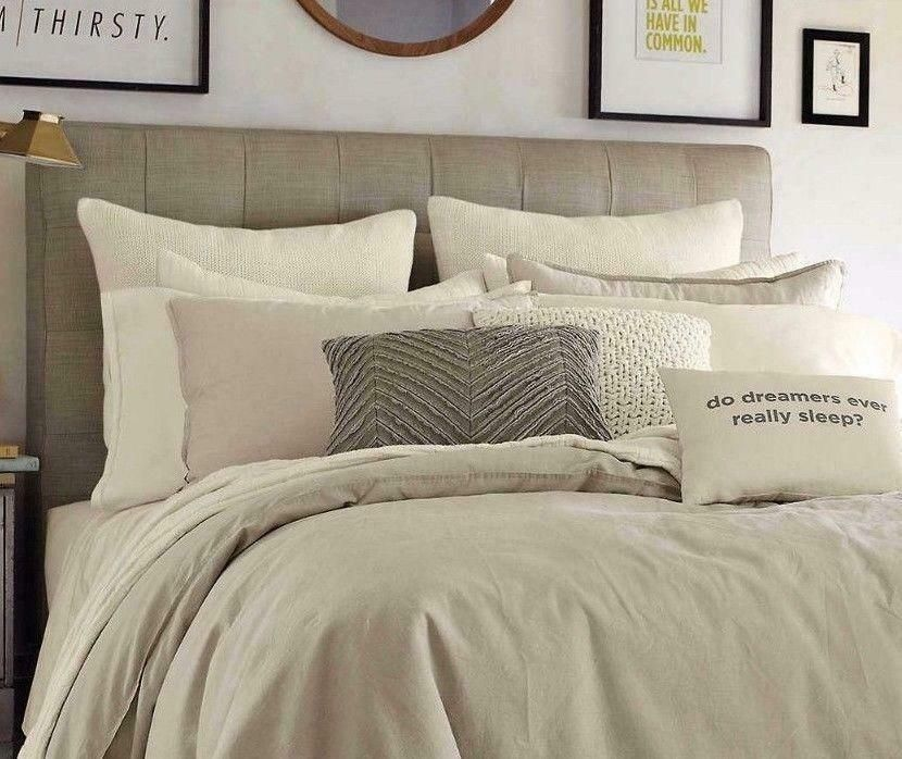 Kenneth Cole Reaction Mineral Full, Kenneth Cole Bedding Oatmeal