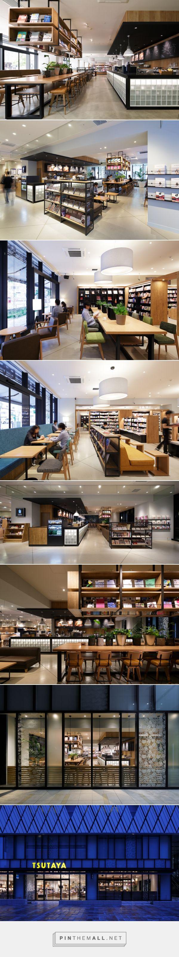 "It is a plan of BOOK & CAFE ""Culfe"" in""TSUTAYA Sumiya Shizuoka ..."