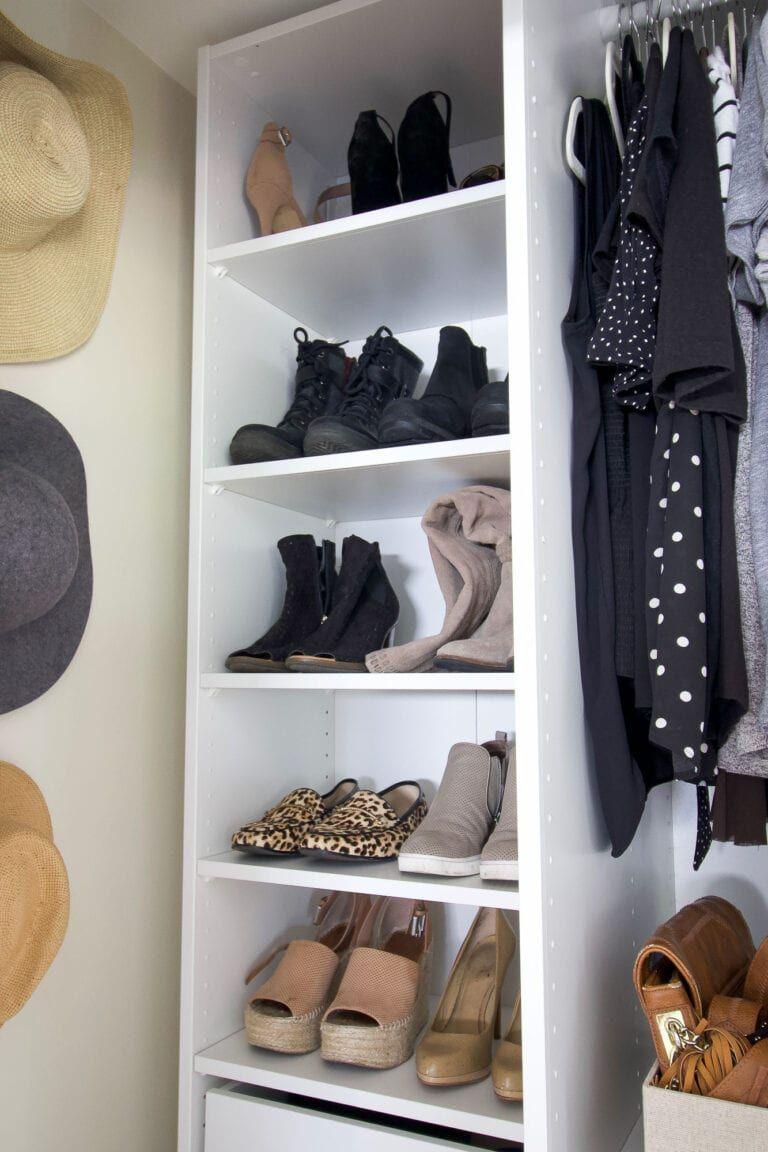 closet shoe storage ikea pax wardrobe
