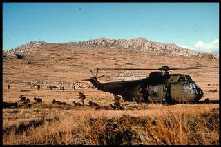 sas in the Falkland