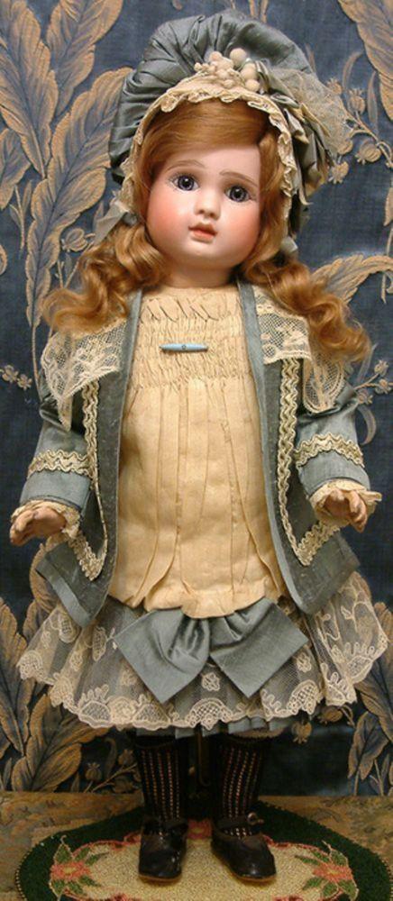 Прекрасные винтажные куклы и их коллекционные наряды: 32 ...