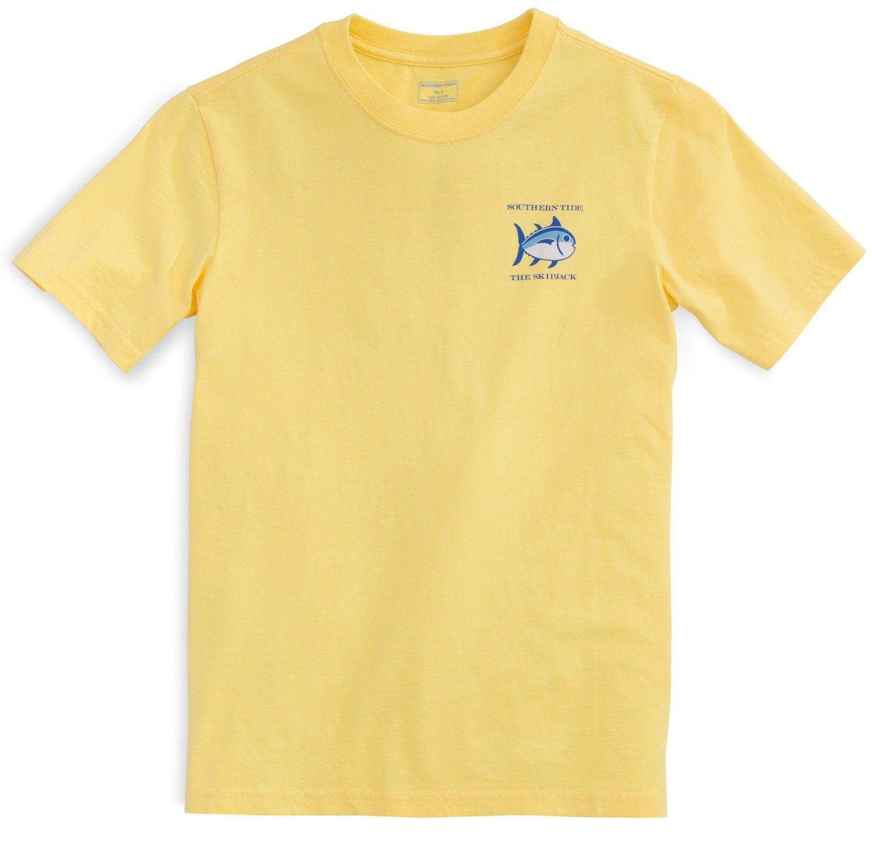 Southern Tide Boys Original Skipjack Short Sleeve T-Shirt