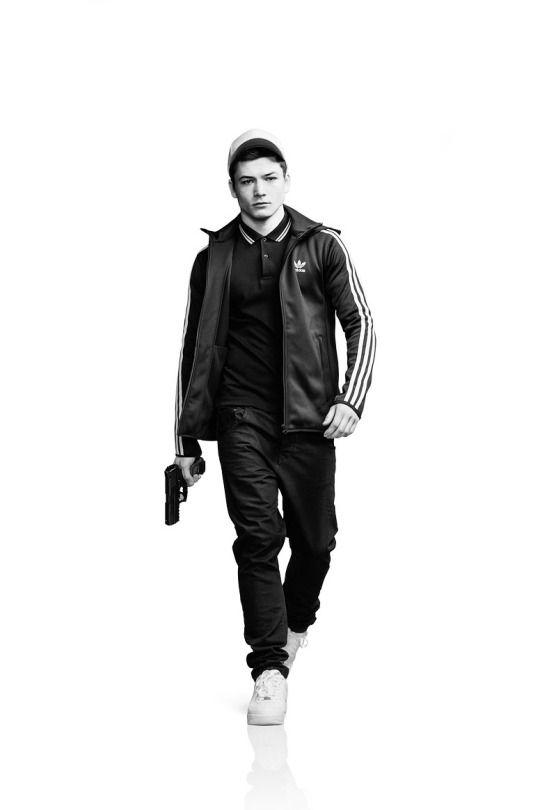 Taron Egerton Taron Egerton Kingsman Taron Egerton Kingsman The Secret Service