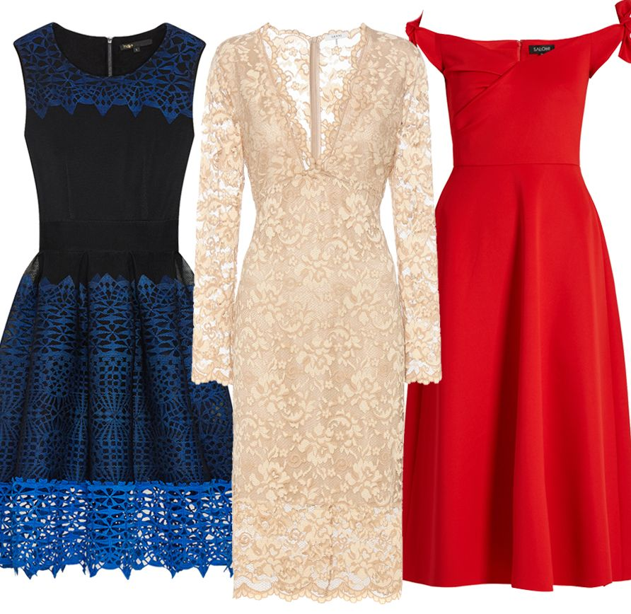 4fdff8f808b69 We Found the Best Holiday Dresses for Your Body Shape - BODY TYPE  CURVY  HOURGLASS from InStyle.com