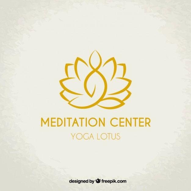 download meditation center logo for free in 2020 yoga logo inspiration yoga logo logo yoga yoga logo inspiration