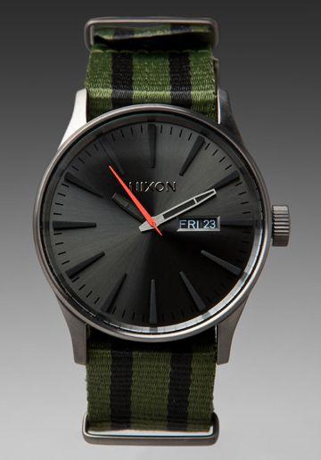 Men's watch by Nixon