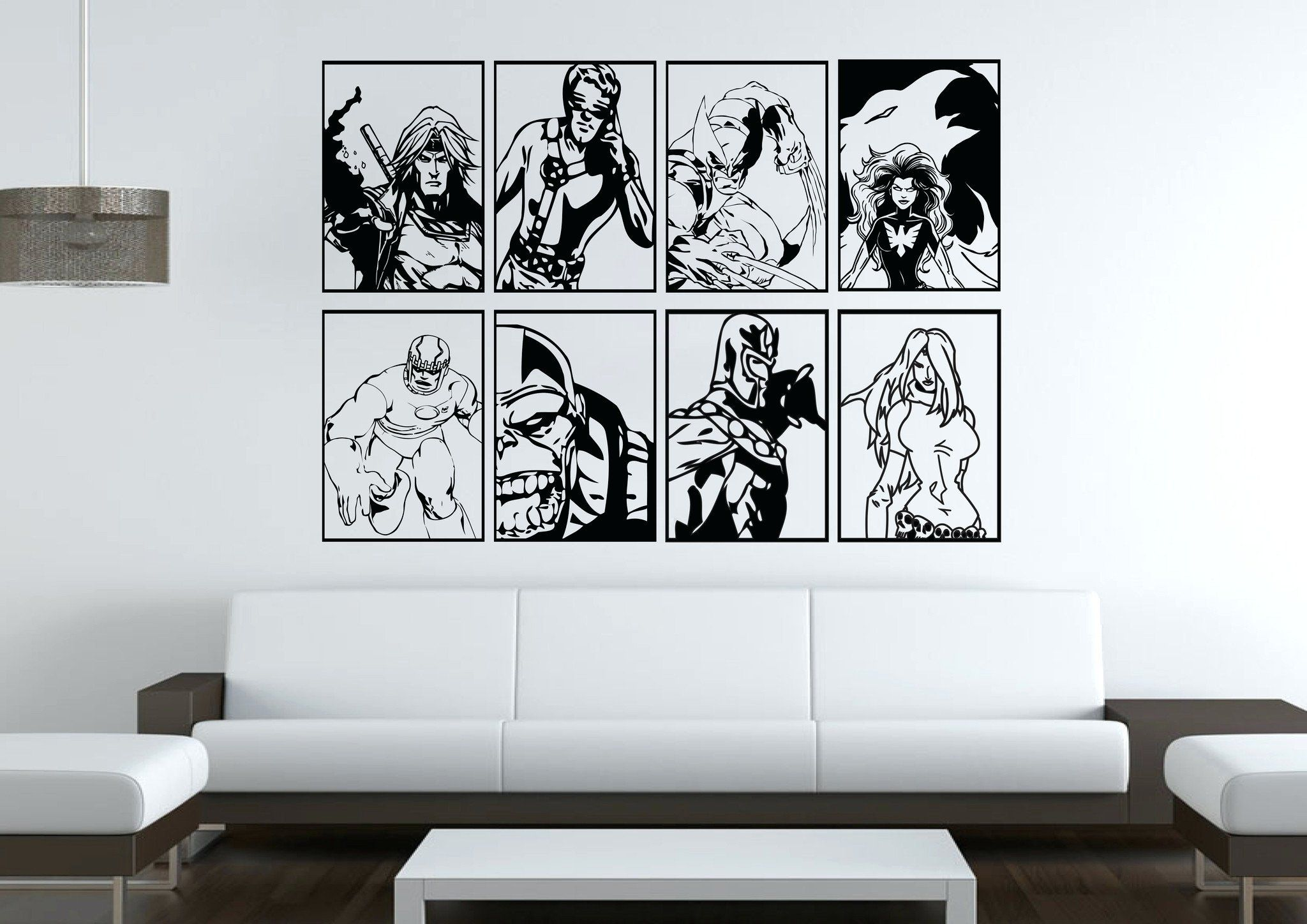 Cool Wall Decor For Guys Lovely 15 Ideas Of Art Bedroom Mural
