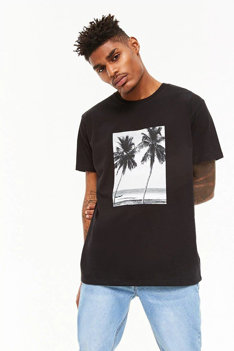 c3948f60548d8 Product Name Beach Graphic Tee