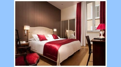 Nazionale Hotel Rome - £579 for two rooms Central location ...