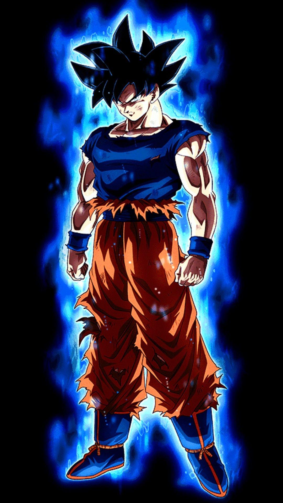 Goku Migatte No Gokui Dragon Ball Super Manga Goku Wallpaper