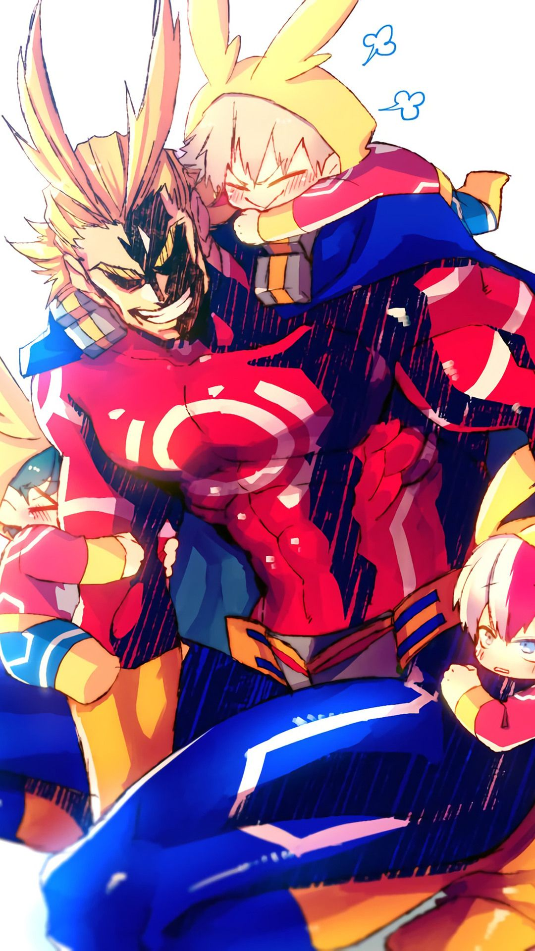 All Might 4k Phone Desktop Hd Wallpapers 2020 My Hero Hero
