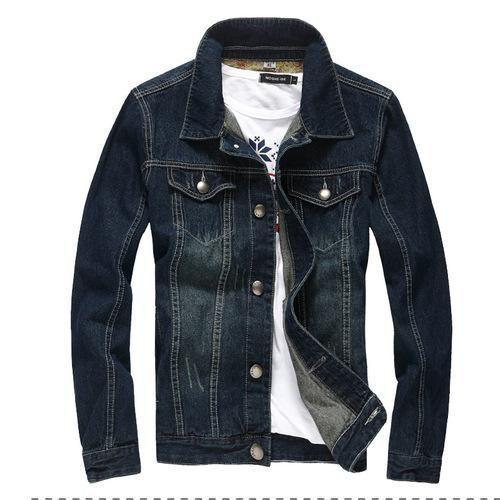 040e54e2fdbb3 Men s denim jacket men