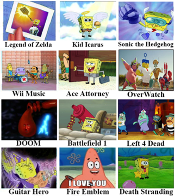 A Spongebob Comparison Chart Meme This Is Actually So Accurate It S Scary