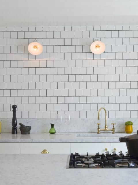 Kitchen Tiles London 10 favorites: white kitchens from remodelista directory members