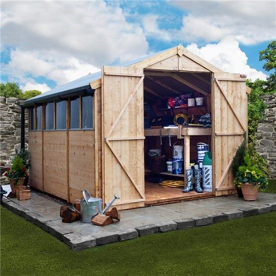 The BillyOh 4000 Range - 4000 Range - Garden Buildings Direct ...