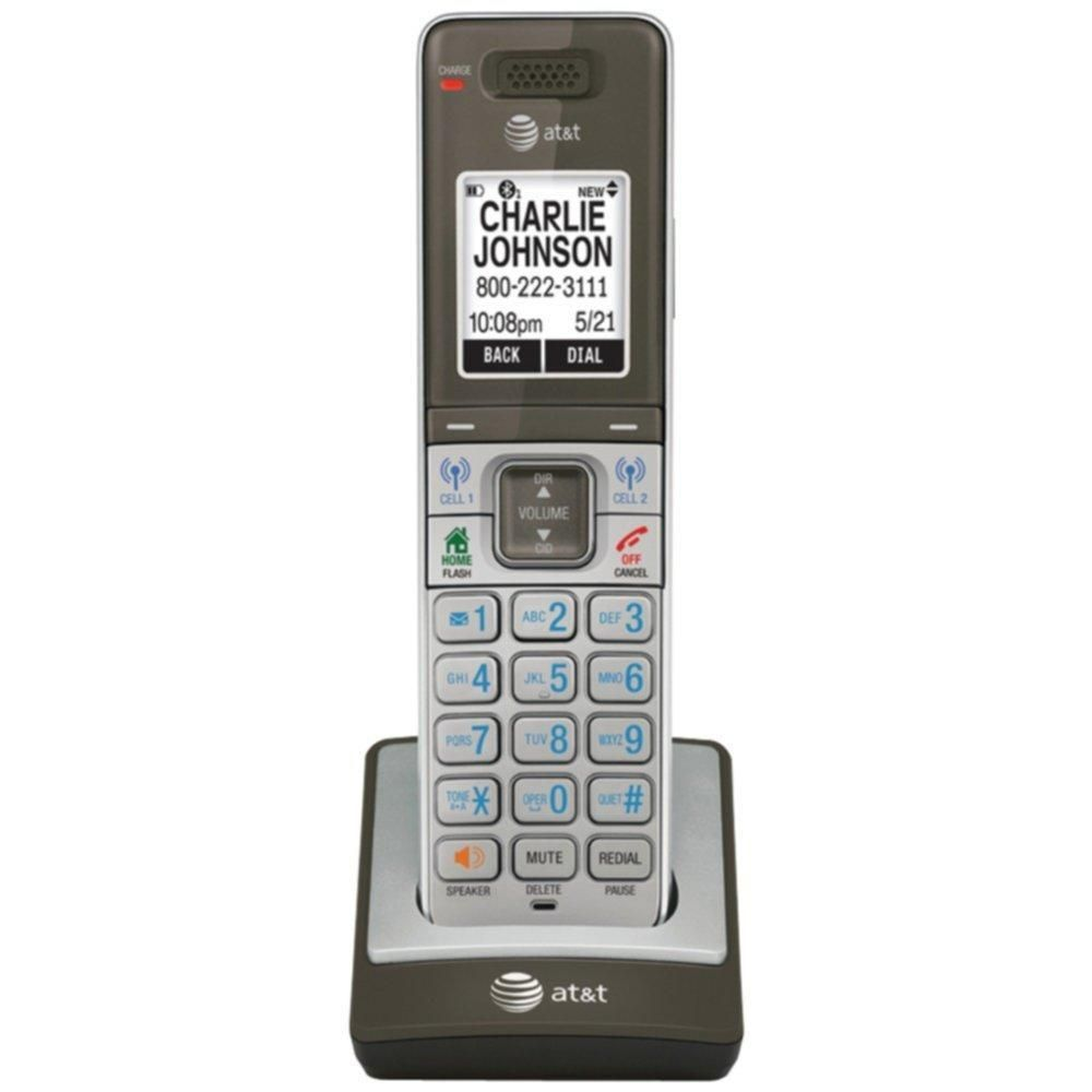 New Arrival ATT CLP99003 DECT 6.0 Connect to Cell(TM) Extra Handset with Caller ID Consumer Electronics
