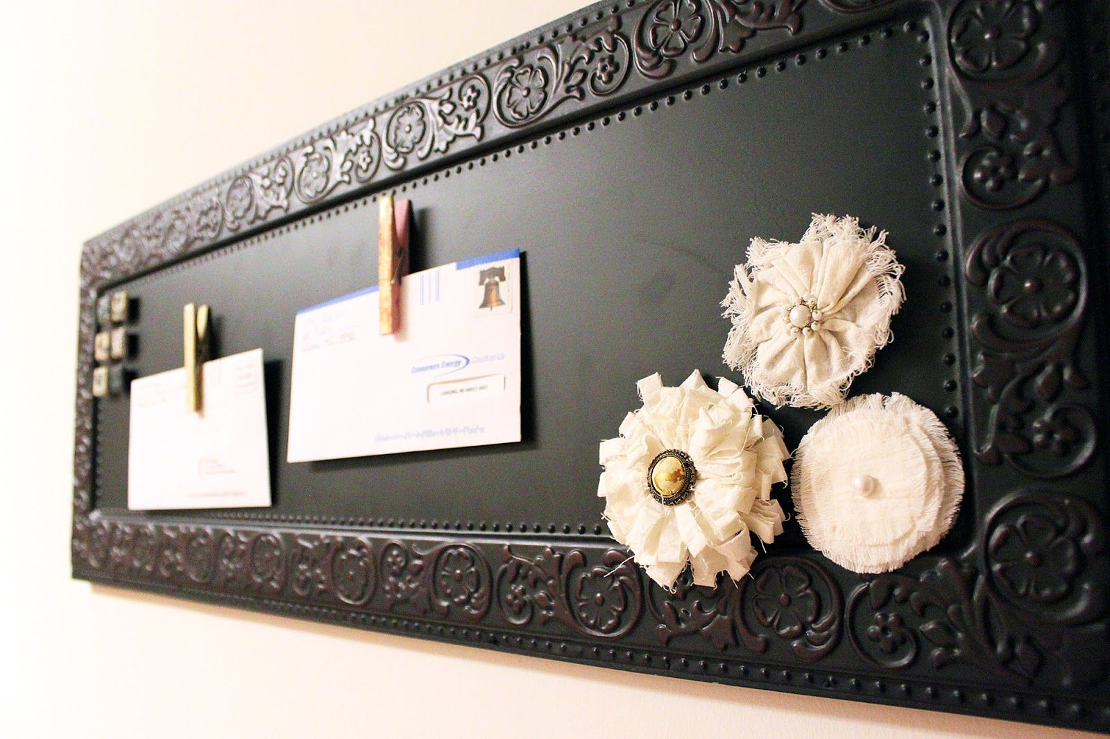 Canvas of decorative magnetic boards that will captivate you