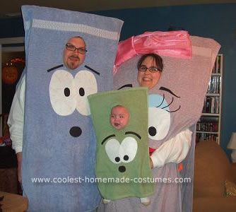 coolest homemade towels from southpark costumes - Southpark Halloween Costumes