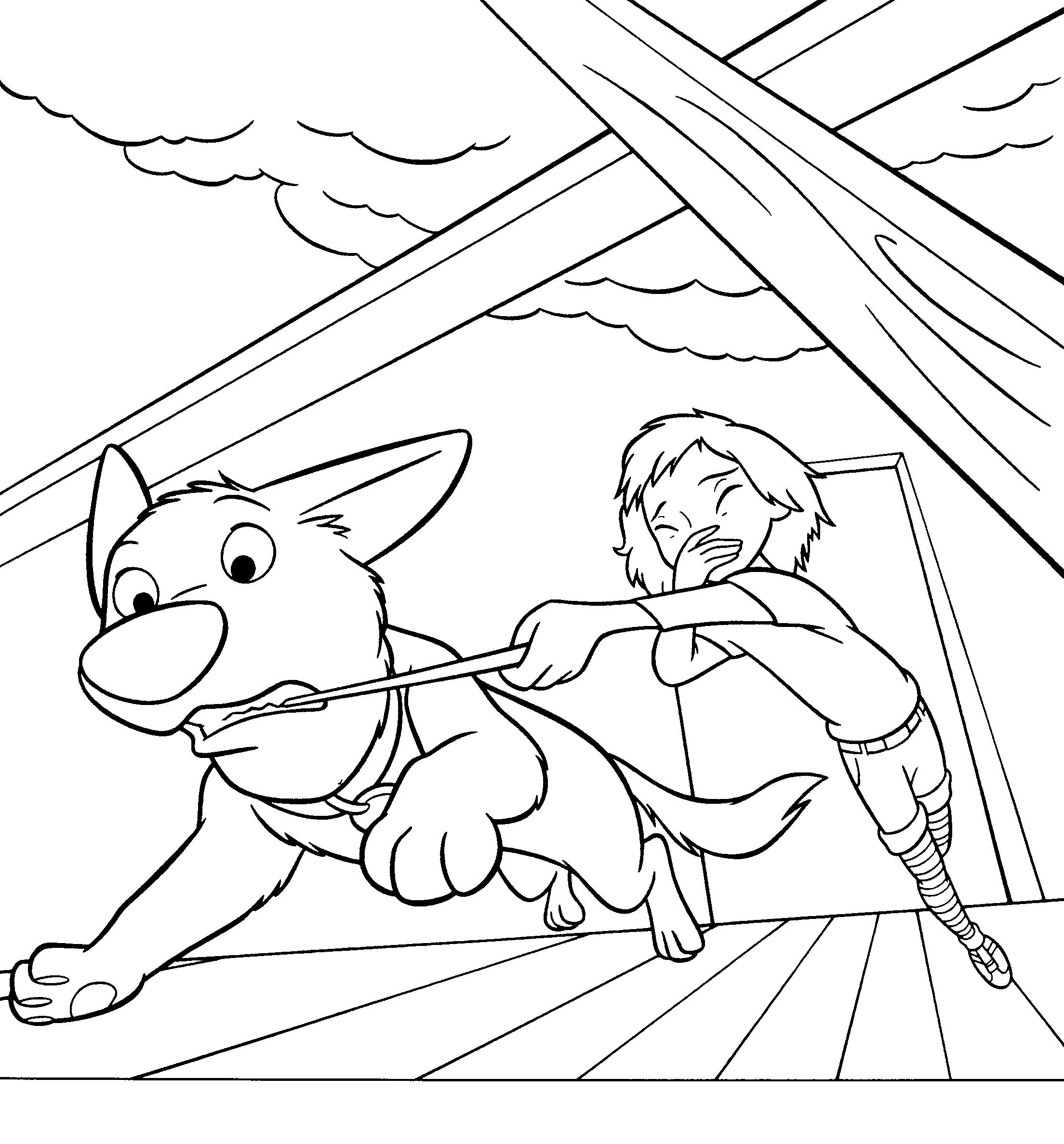 Bolt Angry Coloring Page - Bolt car coloring pages | Teacher Stuff ...