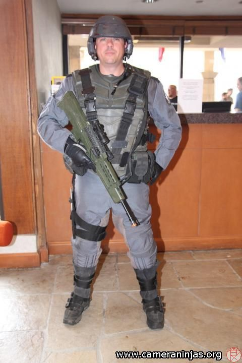 Starship Troopers Mobile Infantry Uniform