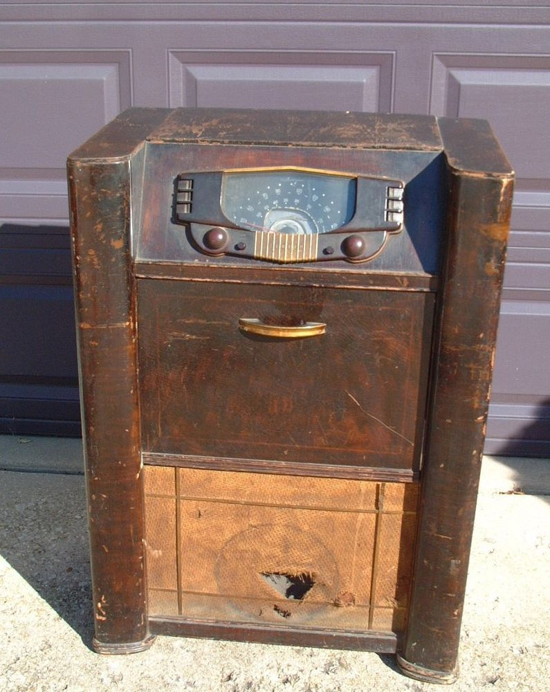 restoring vintage radios