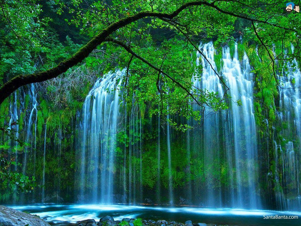 Download 82 Top Background Keren Air Terjun Paling Bagus Waterfall Wallpaper Beautiful Waterfalls Waterfall
