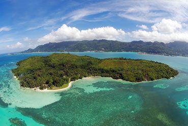 Cerf island, Seychelles | Reisen