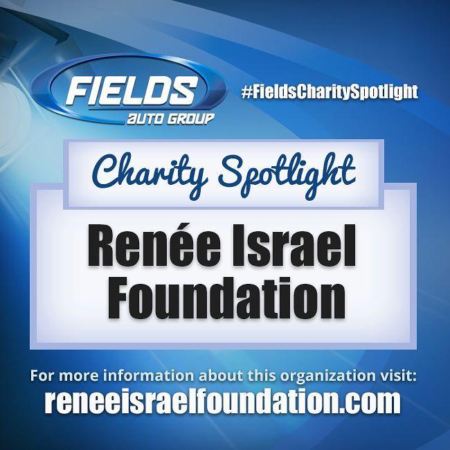 This Week's #FieldsCharitySpotlight Goes To The Renée