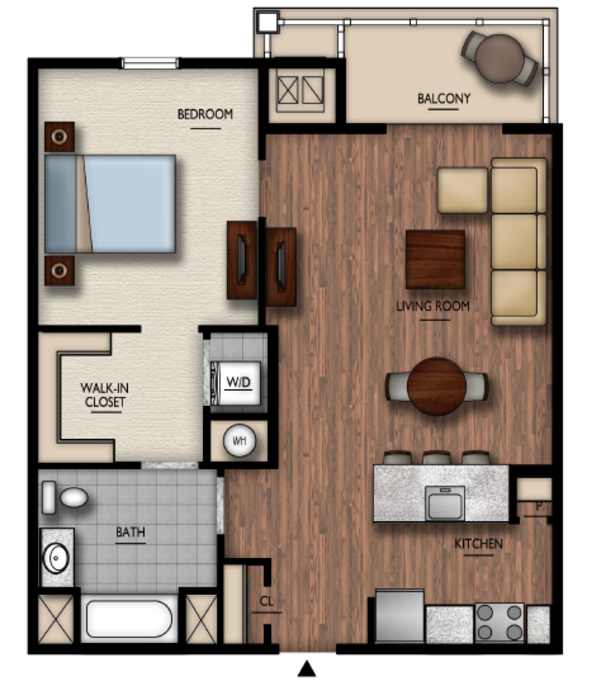 Apartments In Montgomery County PA Floor Plans At Parc Em
