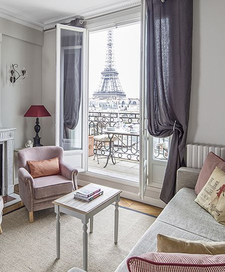 "Parisian Decor lilyadoreparis: ""un appartement à paris. paris apartment"