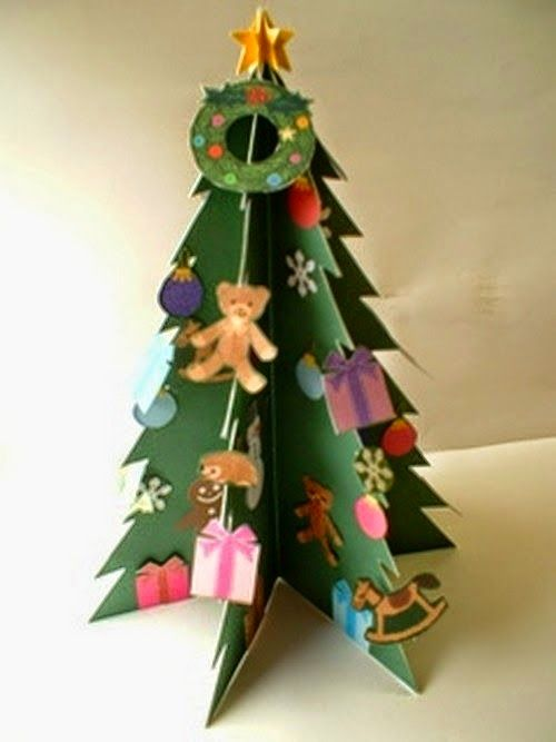 At Home Christmas Trees.You Like It My How To Make Christmas Tree At Home How To