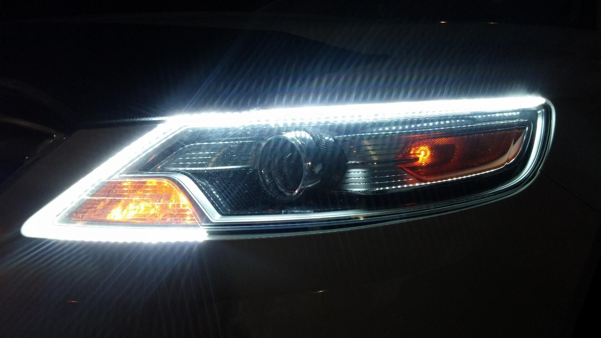 Led Light Strips For Trucks Led Lights For Headlights Strip  Httpscartclub  Pinterest