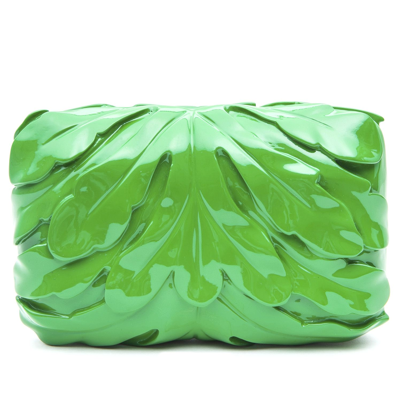 Senorita Bag Green | Aranaz | Wolf & Badger