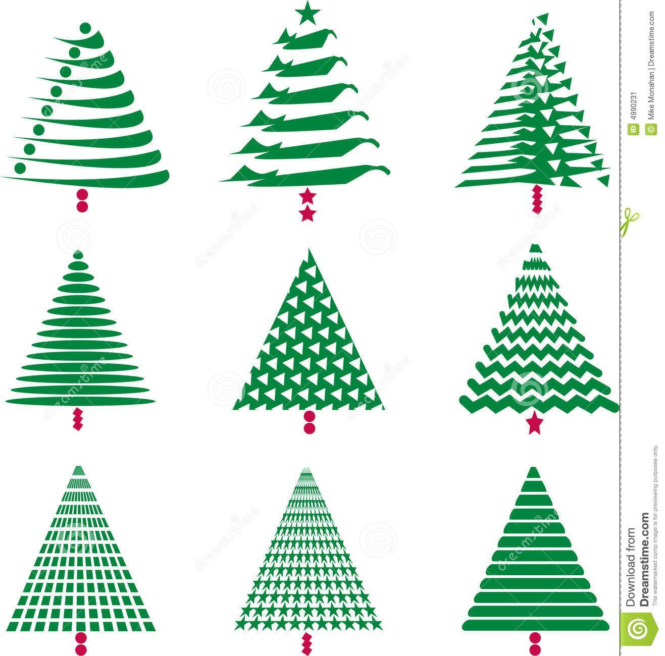 Christmas Designs.Christmas Tree Designs Stock Photography Image 1426442
