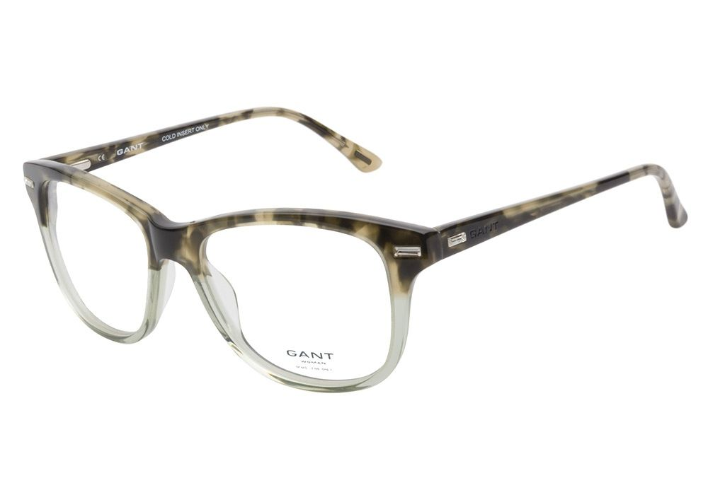 Gant Woman Morgan Olive Tortoise eyeglasses are demurely dazzling. This refreshing acetate style comes with an olive tortoise finish across the brow line with a pale green along the bottom of the lens from @CoastalDotCom