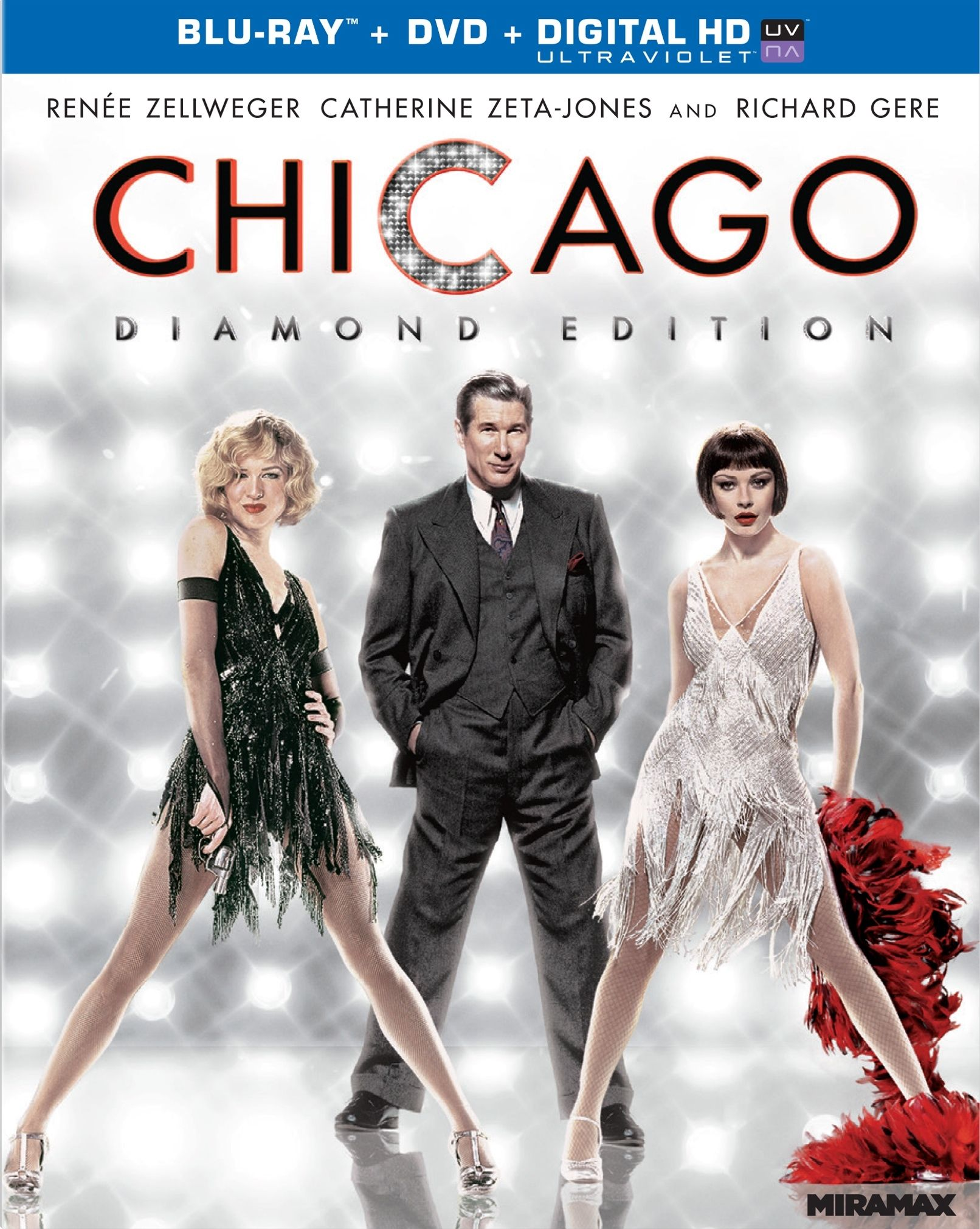 Chicago bluray chicago movie chicago richard gere
