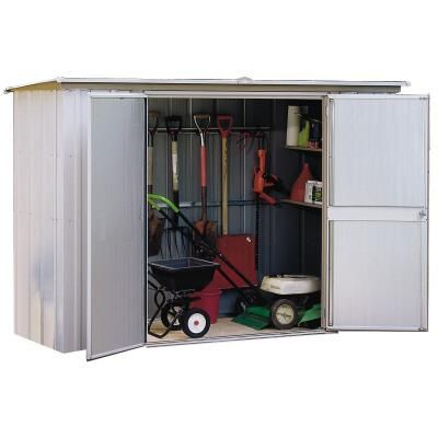 arrow buildings garden shed storage building ft x 3 ft - Garden Sheds At Home Depot
