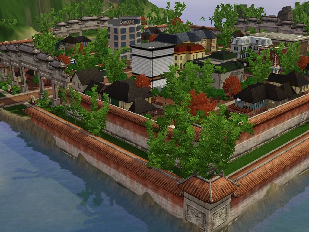 Custom Worlds For Sims 3 At My Sim Realty Sims Realty World