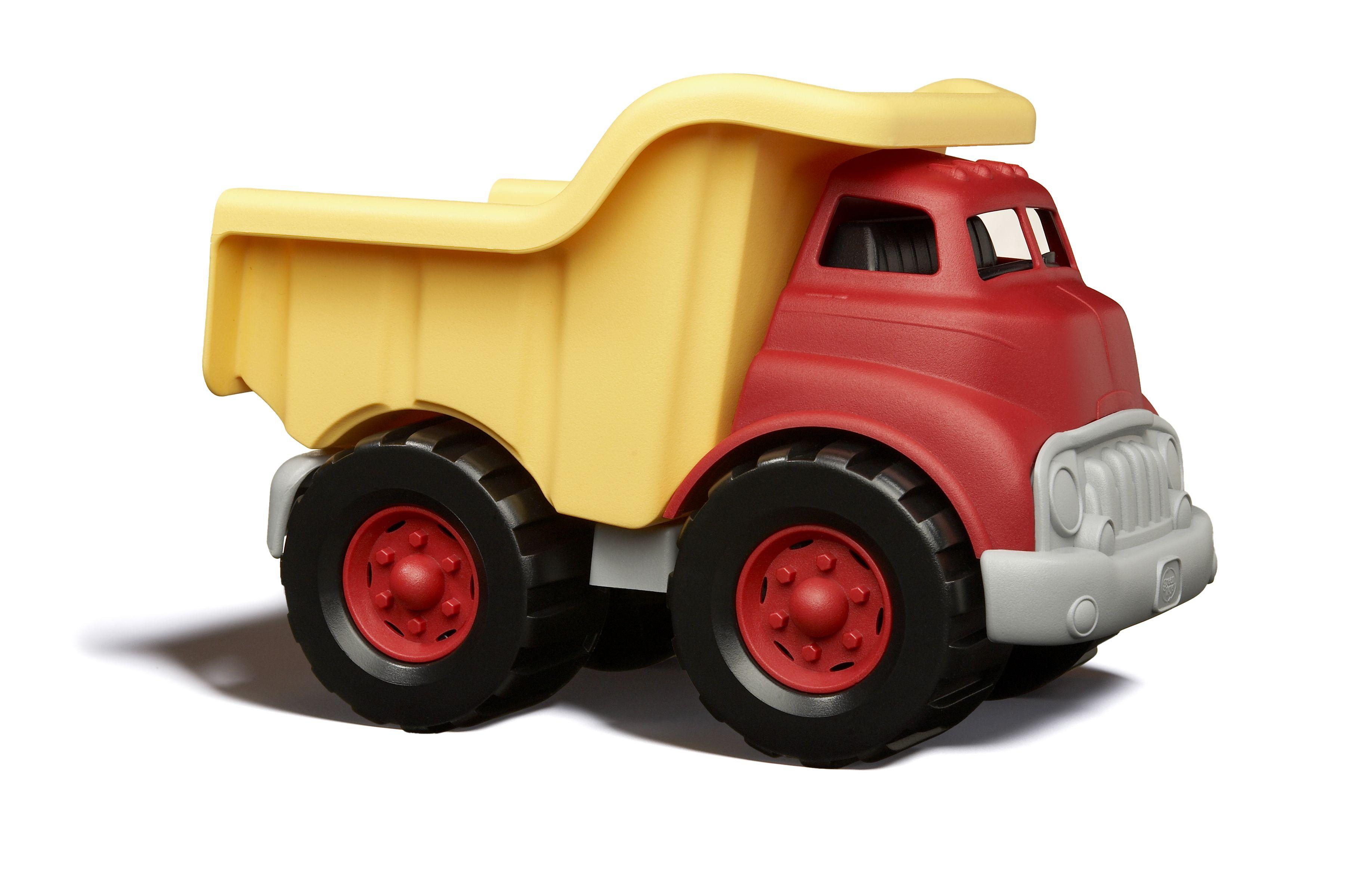 Toys car and truck  Vehicles  Green Toys  Gift Ideas  Tiny Trucker  Pinterest