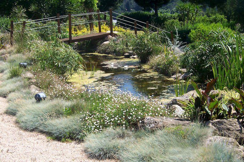 5 jardines mediterráneos   jardines   Pinterest   Jardín ...